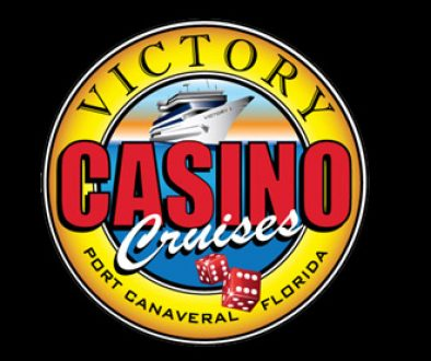 Victory Casino Logo Black